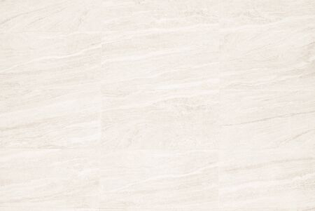Cream granite texture and background or slate tile ceramic, seamless texture square light  beige. Marble tiles seamless floor pattern for design, decor concrete texture wall copy space. Stock Photo