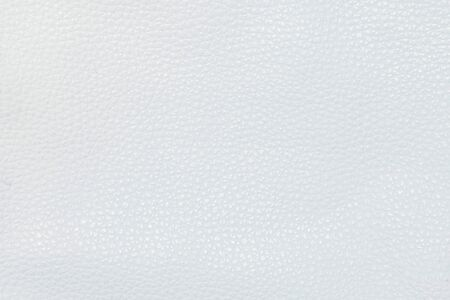 Abstract White Leather Texture used as luxury classic background or upholstery pattern sofa furniture, Leather dyeing industry product export for the country. Clean painted wall for publication space. Reklamní fotografie