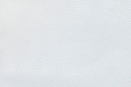 Texture astratta in pelle bianca utilizzata come sfondo classico di lusso o mobili per divani con motivo di tappezzeria, esportazione di prodotti per l'industria della tintura in pelle per il paese. Parete dipinta pulita per lo spazio di pubblicazione. Archivio Fotografico