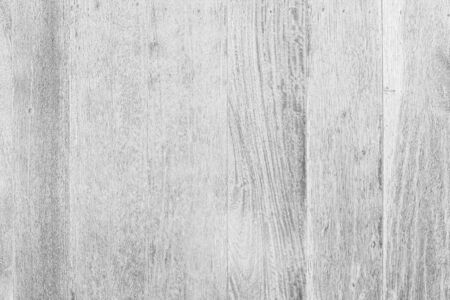 Wood plank white timber texture background. wooden wall all have antique cracking furniture painted weathered peeling wallpaper . Vintage table plywood or woodwork hardwoods at summer for copy space. Stock Photo