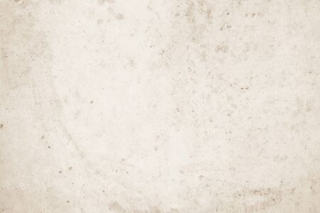 Cream concreted wall for interiors or outdoor exposed surface polished concrete. Cement have sand and stone of tone vintage, natural patterns old antique, design art work floor texture background.