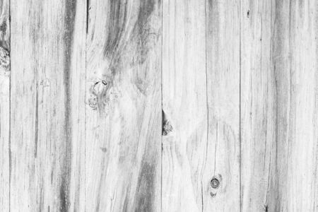 White Wood plank texture background. Vintage wooden board wall have antique cracking style background objects for furniture. Painted weathered peeling table woodworking hardwoods                            Stock fotó