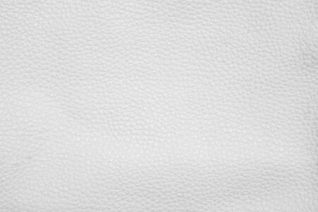 Abstract White Leather Texture used as luxury classic background or upholstery pattern sofa furniture, Leather dyeing industry product export for the country. Clean painted wall for publication space. 版權商用圖片