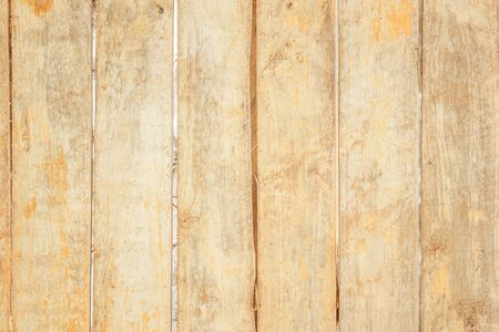 Old grunge wood plank texture background. Vintage brown wooden board wall have antique cracking style background objects for furniture design. Painted weathered peeling table woodworking hardwoods. Stock fotó