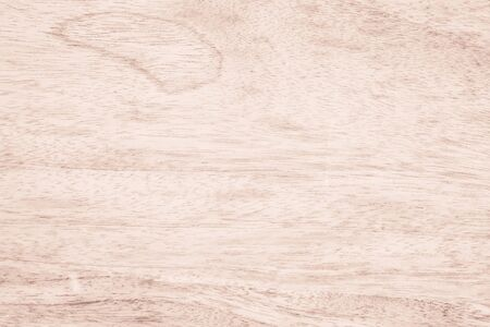 Real nature brown plywood texture seamless wall and old panel wood grain for background. Wooden pattern natural working resource design. Vintage light teak surface board at desk with decor copy space. Banque d'images