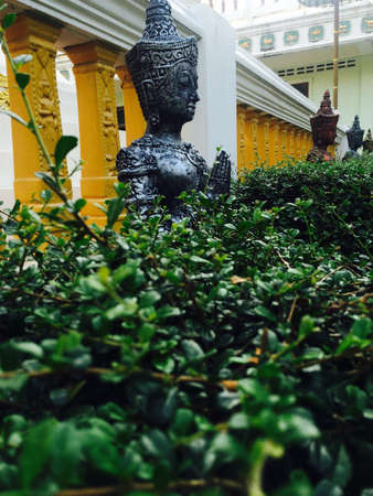 art: Thailand art temple