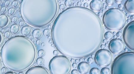 flit: water bubbles abstract light illumination Stock Photo