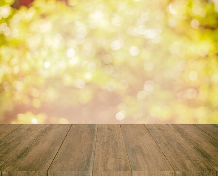 pellucid: old wood texture and glitter of tree  background, vintage toning
