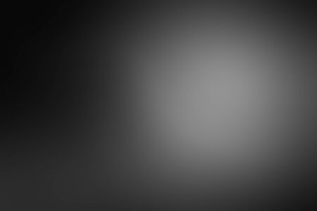 lucid: Abstract background. Smooth gradient background of black and white Stock Photo