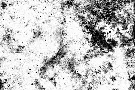 Black and white grunge. Distress overlay texture. Abstract surface dust and rough dirty wall background concept. Distress illustration simply place over object to create grunge effect . 写真素材