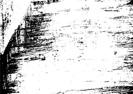 Black and white grunge. Distress overlay texture. Abstract surface dust and rough dirty wall background concept. Distress illustration simply place over object to create grunge effect. Archivio Fotografico - 129274536