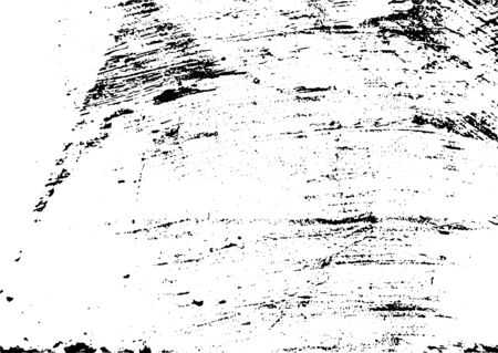 Black and white grunge. Distress overlay texture. Abstract surface dust and rough dirty wall background concept. Distress illustration simply place over object to create grunge effect. Archivio Fotografico - 129274510