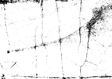 Black and white grunge. Distress overlay texture. Abstract surface dust and rough dirty wall background concept. Distress illustration simply place over object to create grunge effect. Archivio Fotografico - 129274471