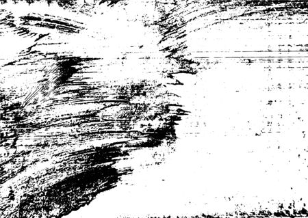 Black and white grunge. Distress overlay texture. Abstract surface dust and rough dirty wall background concept. Distress illustration simply place over object to create grunge effect. Archivio Fotografico - 129274485
