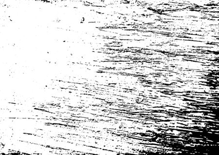 Black and white grunge. Distress overlay texture. Abstract surface dust and rough dirty wall background concept. Distress illustration simply place over object to create grunge effect. Vector . Stock fotó - 130065023