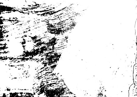 Black and white grunge. Distress overlay texture. Abstract surface dust and rough dirty wall background concept. Distress illustration simply place over object to create grunge effect. Vector EPS10. Stock fotó - 132012319