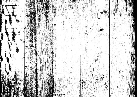 Black and white grunge. Distress overlay texture. Abstract surface dust and rough dirty wall background concept. Distress illustration simply place over object to create grunge effect. Vector EPS10. Stock fotó - 131986250