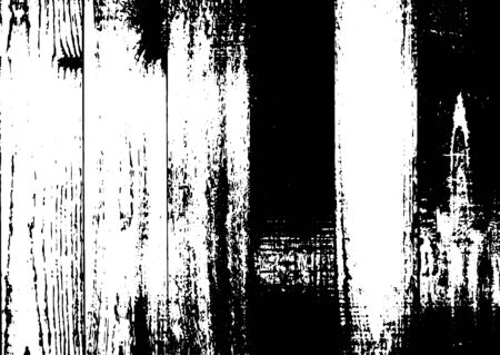 Black and white grunge. Distress overlay texture. Abstract surface dust and rough dirty wall background concept. Distress illustration simply place over object to create grunge effect. Vector EPS10. Stock fotó - 131985876