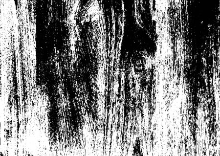 Black and white grunge. Distress overlay texture. Abstract surface dust and rough dirty wall background concept. Distress illustration simply place over object to create grunge effect. Vector EPS10. Zdjęcie Seryjne - 132515316