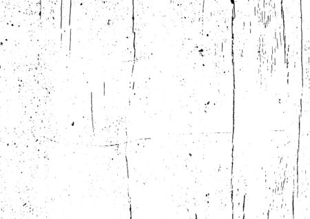 Black and white grunge. Distress overlay texture. Abstract surface dust and rough dirty wall background concept. Distress illustration simply place over object to create grunge effect. Vector Standard-Bild - 134461460