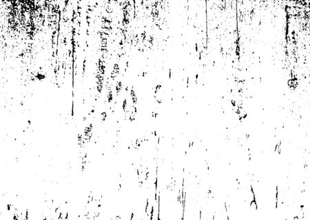 Black and white grunge. Distress overlay texture. Abstract surface dust and rough dirty wall background concept. Distress illustration simply place over object to create grunge effect. Vector Standard-Bild - 134461467
