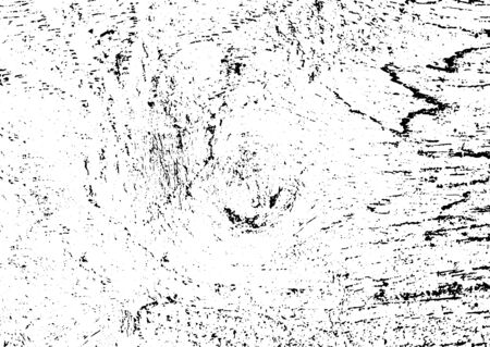 Black and white grunge. Distress overlay texture. Abstract surface dust and rough dirty wall background concept. Distress illustration simply place over object to create grunge effect. Vector Standard-Bild - 134716810