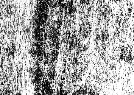 Black and white grunge. Distress overlay texture. Abstract surface dust and rough dirty wall background concept. Distress illustration simply place over object to create grunge effect. Vector Standard-Bild - 134716844