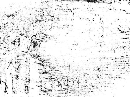 Black and white grunge. Distress overlay texture. Abstract surface dust and rough dirty wall background concept.  Distress illustration simply place over object to create grunge effect. Vector EPS10. Stock fotó - 154846989