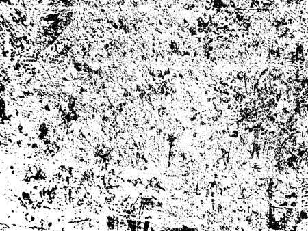Black and white grunge. Distress overlay texture. Abstract surface dust and rough dirty wall background concept.  Distress illustration simply place over object to create grunge effect. Vector EPS10. Stock fotó - 155429587