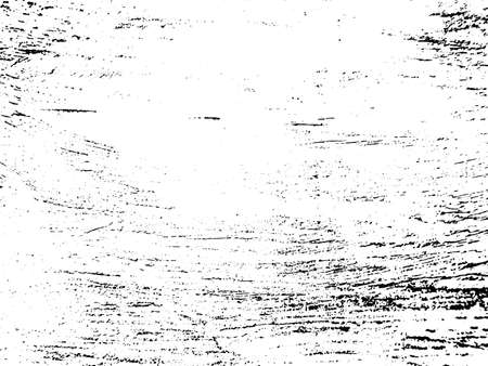 Black and white grunge. Distress overlay texture. Abstract surface dust and rough dirty wall background concept.  Distress illustration simply place over object to create grunge effect. Vector EPS10.