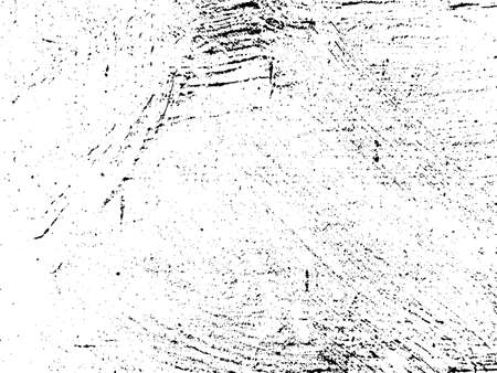 Black and white grunge. Distress overlay texture. Abstract surface dust and rough dirty wall background concept.  Distress illustration simply place over object to create grunge effect. Vector  .