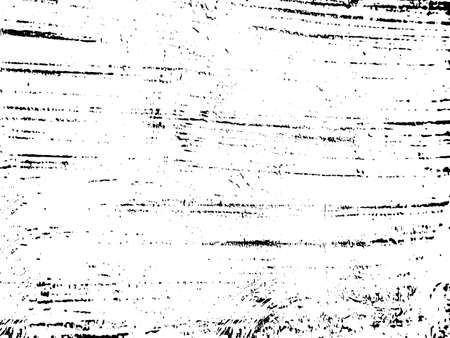 Black and white grunge. Distress overlay texture. Abstract surface dust and rough dirty wall background concept.  Distress illustration simply place over object to create grunge effect Illusztráció