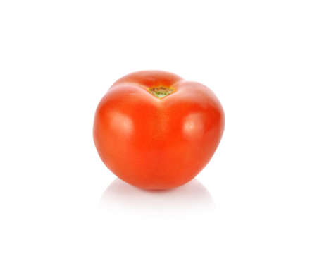 Tomato isolated on white background. Standard-Bild - 160695449