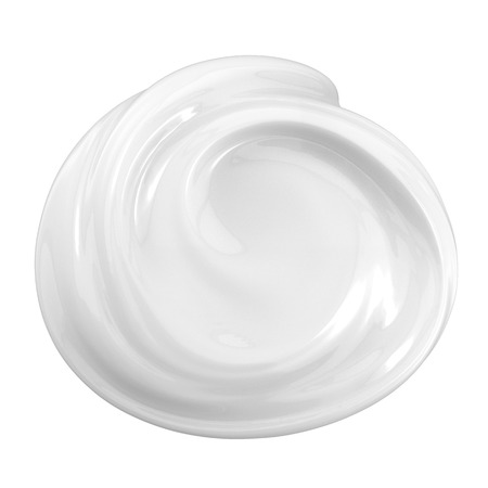 3d rendering cosmetic cream isolated on white