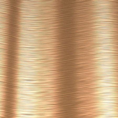 copper background: copper plate background Stock Photo