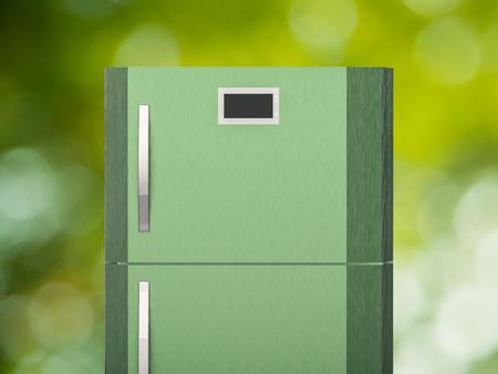 Retro Kühlschrank Grün : Green retro kühlschrank offene türen innen grün isoliert auf weiß