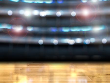 3d rendering gymnasium background