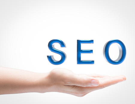 seo concept or search enging optimization concept