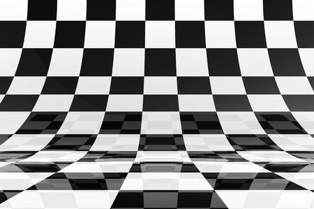 tablero de ajedrez: black and white chessboard background Foto de archivo