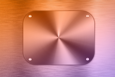 shiny metal background: shiny colored metal plate background