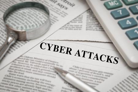 sabotage: cyber attacks analysis on newspaper