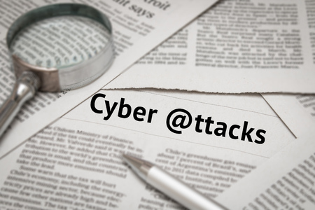 cyber attacks: cyber attacks analysis on newspaper