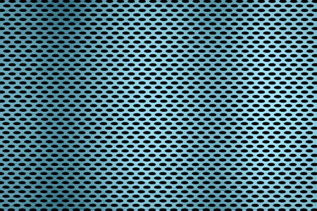 sifter: metal screen or metal grille background