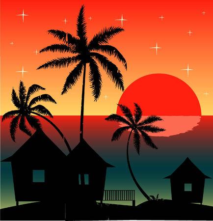 soir�e: Soir�e sur la plage
