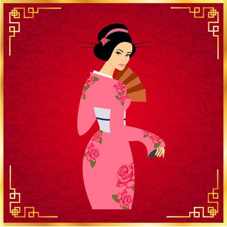 The Japan beautiful women
