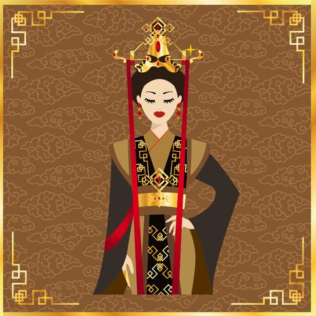 Las hermosas mujeres chinas