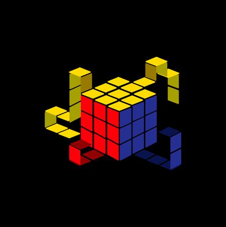 hexahedron: Cubic design