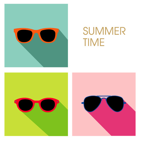 ray ban: The sunglasses set and summer time