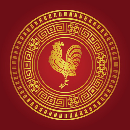 roosters: Happy Chinese new year
