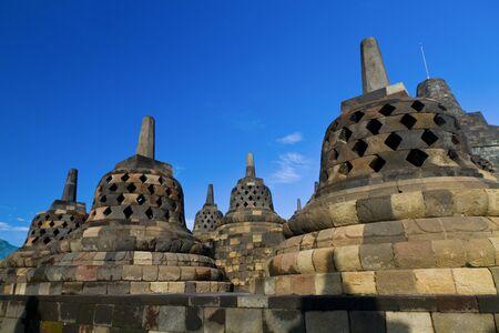 Borobudur Temple  Yogyakarta, Java, Indonesia Stock Photo - 13068232